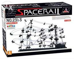 SpaceRail Level 3 Advanced- Perpetual Roller Coaster - Brand New