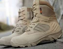 Military Delta Boots