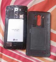 LG G3 board, battery and housing