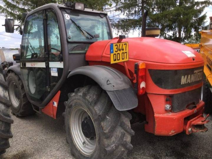Manitou mlt 627 turbo compact - 2005