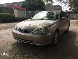 sharp toks camry xle very clean