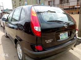 Few months used Lovely Automatic Nissan Almera (Europe Spec) for sale