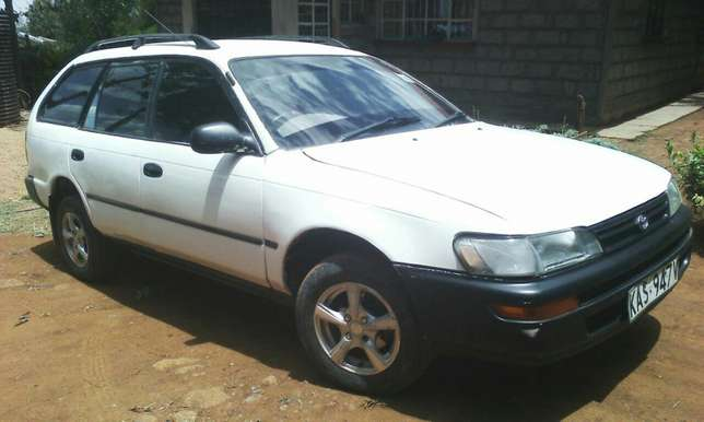Well maintained station wagon and in good condition Nanyuki - image 2