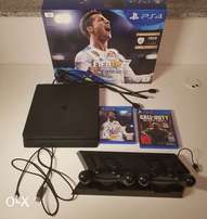 new play station 4