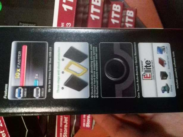 1TB External hard drive USB 3 sealed in boxes Newcastle - image 5