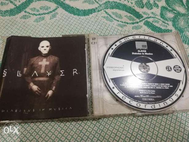 Cd slayer