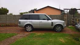Range Rover Vogue (Big Body)