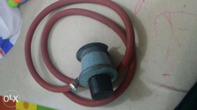 Cylinder Regulator with pipe