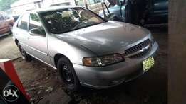 Awoof Nissan Altima 2001 model very clean in and out with blast sound