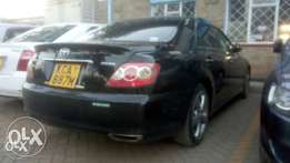 sparkling Clean On Quick sell Toyota Mark X Buy and drive Rear spoiler