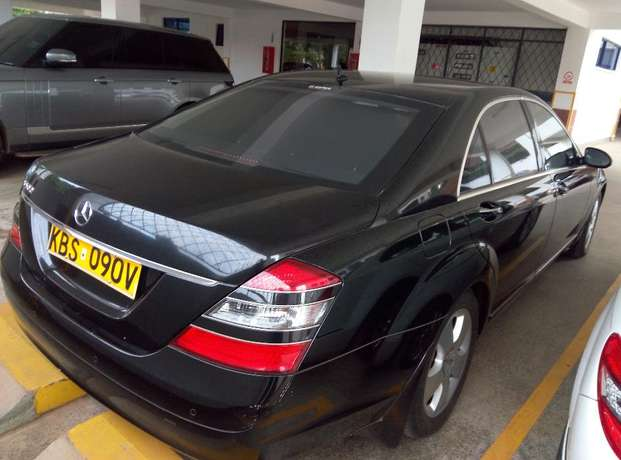Aisan Owned Mercedez Benz S500 in Immaculate Condition ideal for Expat Westlands - image 4
