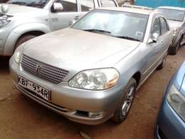 Toyota Mark 2, For Quick Sale 2001 Model Asking Price 450,000/=