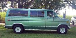 Ford Club Van