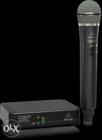 Behringer ULM300 Wireless Microphone professional line