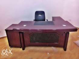 Quality Executive Office Table (0845)