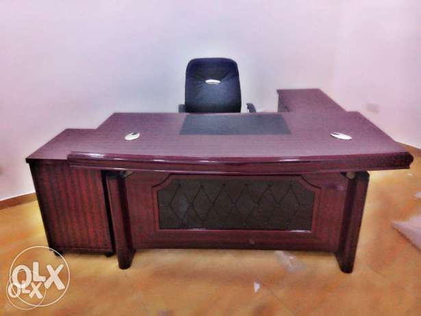 Quality Executive Office Table (0845) Lekki - image 1