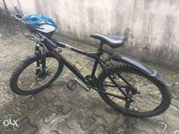 Foreign used bicycle with hamlet and new tyres for sale