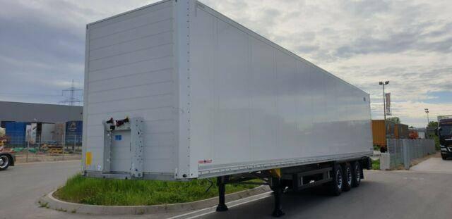 Schmitz Cargobull SKO 24, Koffer, Doppelstock, Liftach Mse, MIETE - 2019