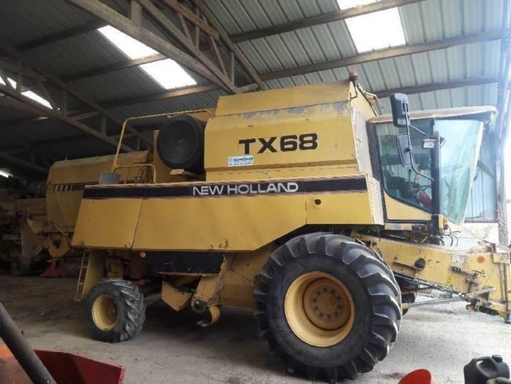 New Holland tx 68 - 1994