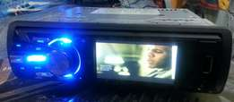 Car Radio with screen in the center & USB