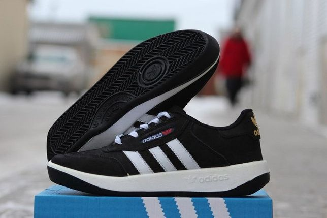 Кроссовки Adidas московские старая модель кросовки мужские Адидас кожа  Хмельницкий - изображение 1 890cd8785c9