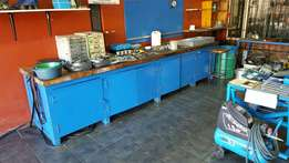 Workbench for sale