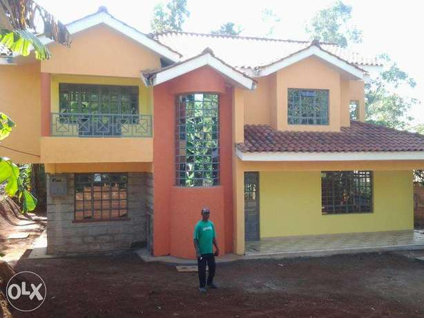 Fabulous Four Bedroom House to rent IN KAKAMEGA TOWN AT 50,000/- Pm Westlands - image 1