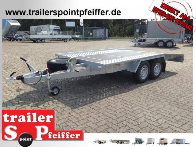 Autotrailer Adriano mit Winde Reserverad 2700 kg