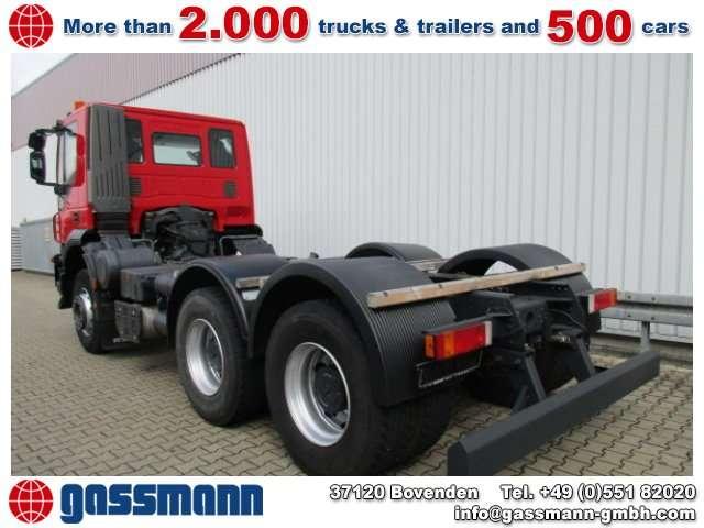Iveco Trakker Ad380t50 - 2007