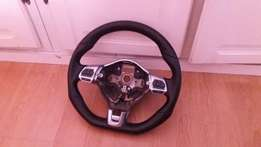 Gti steering wheels