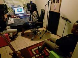 Recording Studio Situated In Midrand JOHANNESBURG
