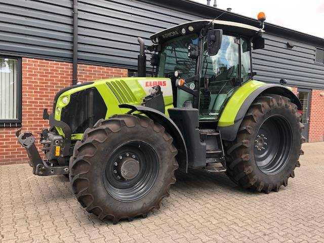 Claas Arion 650 Cmatic - 2016