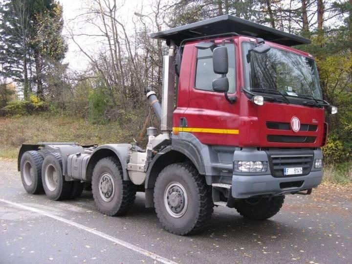 Tatra T 158 - 8P5 N46.261.8x8.2 R