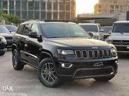 2018 Grand Cherokee Limited TGF source with 22,000 km only