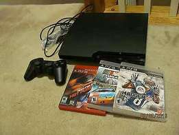 Playstation 3 160gb with 8 games bundle