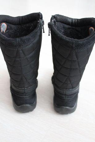 Зимние сапоги фирмы Ecco Gore - tex для девочки Хмельницький - зображення 6 a874495ea359a