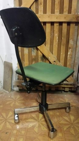 Krzesło Obrotowe Prl Jaworzyna śląska Olxpl