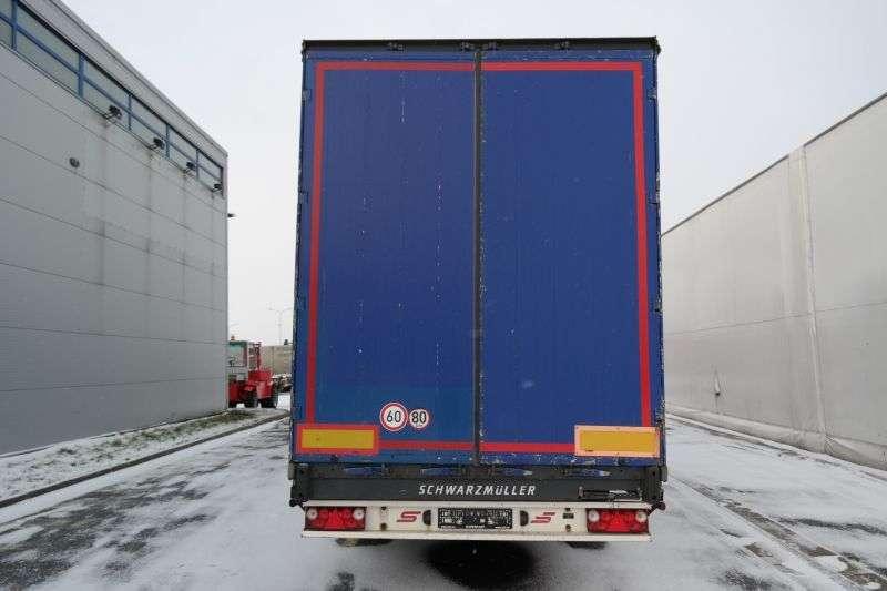 Renault + přívěs Schwarzmüller TPA 2/E valníková souprava - 2007 - image 9