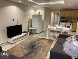 fully furnished 2BR apartment in fintas for rent