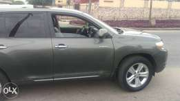 Clean Highlander 2008 for sale