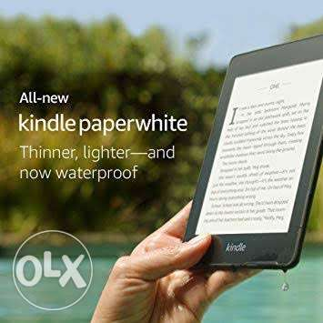 Kindle Paperwhite 10th generation 8G , New