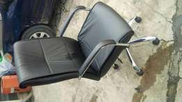 leather Swivel Office Chair (0029)