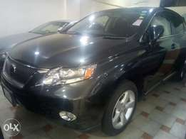 Black Lexus RX 450 KCN Number
