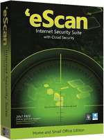 escan internet security 1+1user