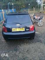 Toyota IST 1300CC Black Clean accident free call for viewing