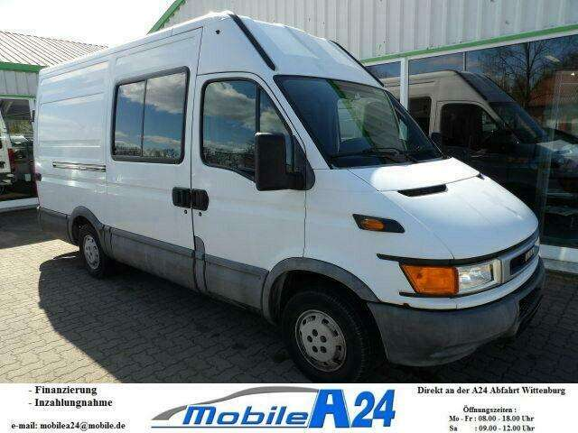 Used Iveco Daily 2.3
