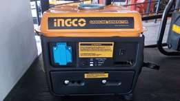 Petrol / Gasoline Generators from 800Watts to 6000Watts - INGCO BRAND