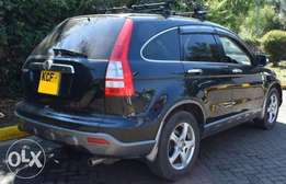 Honda CRV Fully loaded 4wd optional