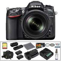 Nikon D7100 DSLR Camera with 18-105mm Lens Kit