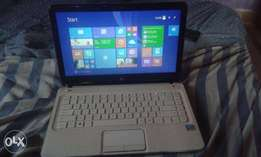 HP ENVY DV4 Beat Core i5, with 4 hours battery backup, 8gig ram